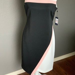 Tommy Hilfiger color block dress sz 10